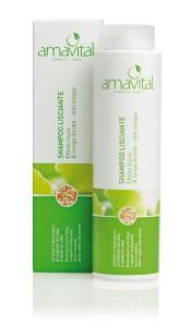 amavital shampoo lisciante